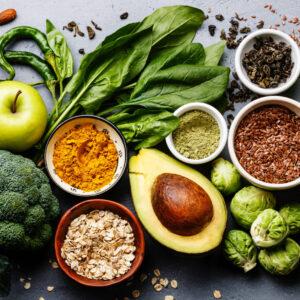 Fruit & Vegetables & Salad